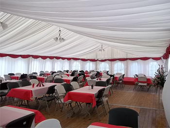 Frankie Marquee Hire for marquee rental all over Ireland